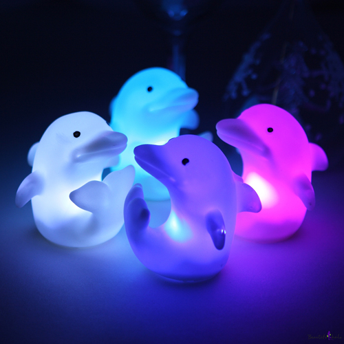 Dolphin Color Change Decor Led Light