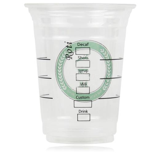 18 Oz Convenient Disposable Plastic Cup