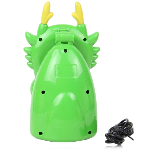 Rechargeable Dragon Desktop Lamp