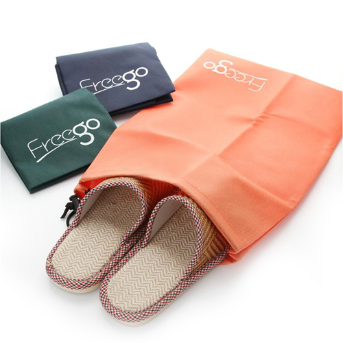 Big Drawstring Shoe Pouch