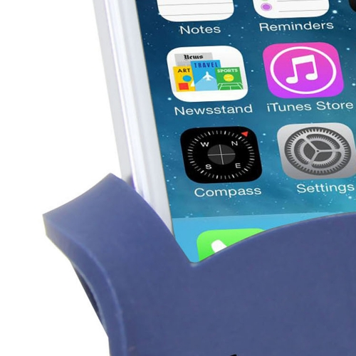 Mobile Phone Soft Foldable Seat Image 7