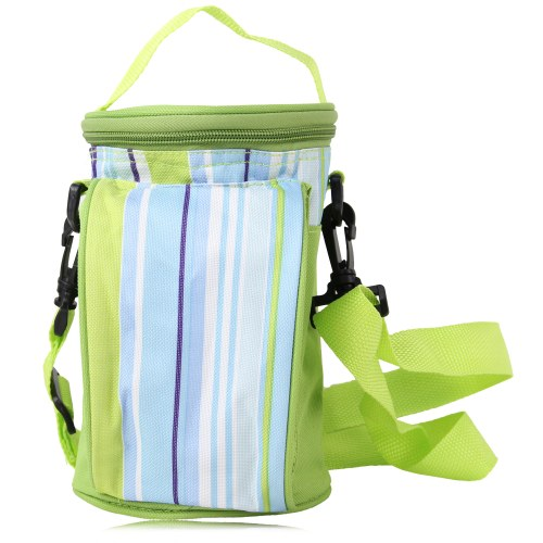 Outdoor Insulated Picnic Lunch Bag Image 14
