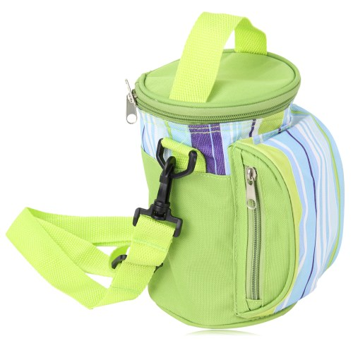 Outdoor Insulated Picnic Lunch Bag Image 15