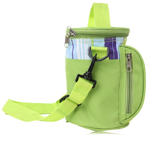 Outdoor Insulated Picnic Lunch Bag Image 5