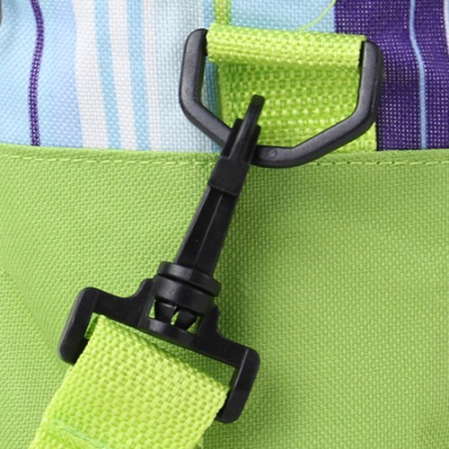 Outdoor Insulated Picnic Lunch Bag Image 6