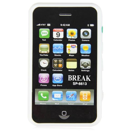 Novel iPhone Shaped FM Radio