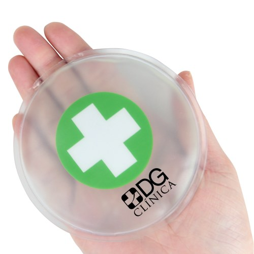 Round Cold Gel Pack Image 3