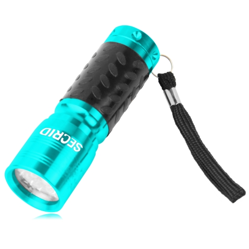 14 LED Grip Flashlight With Strap
