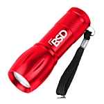 9-LED Flashlight With Wrist Strap