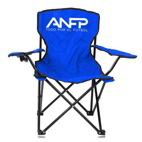 Deluxe Kid Folding Chair With Bag