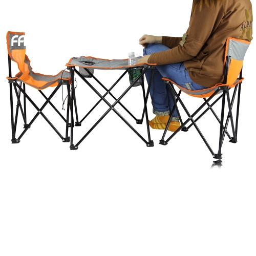 Children Folding Chairs with Table