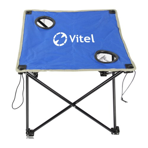 Folding Table With Bag