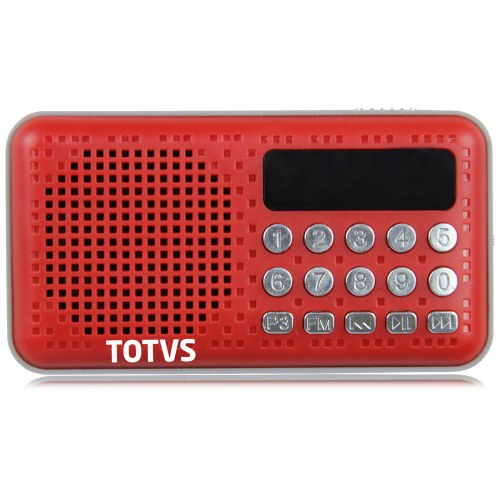 Multi-Function Rechargeable Radio