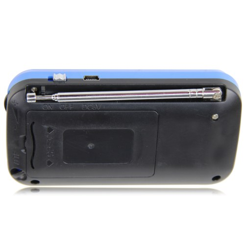 Portable Rechargeable Radio