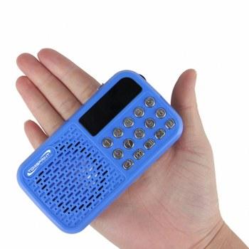 Portable Rechargeable Radio