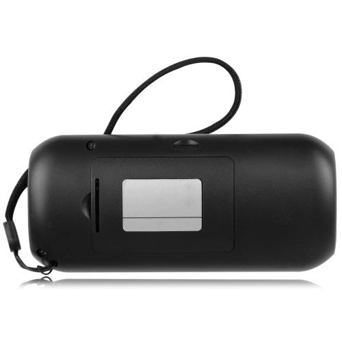 Rechargeable Radio With Card Slot
