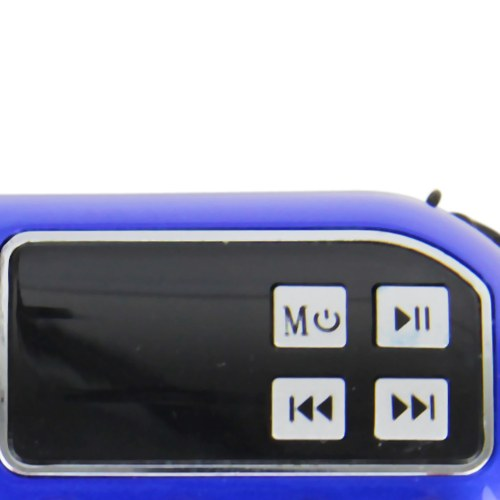 Rechargeable Radio With Card Slot Image 6
