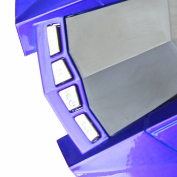 Miniature Aventedor Shaped Music Player
