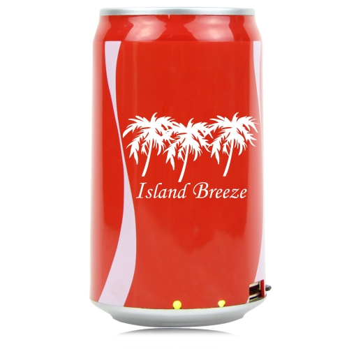 Drink Can Shaped Mp3 Speaker Radio Image 1