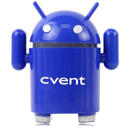 Android Shaped MP3 Radio Speaker