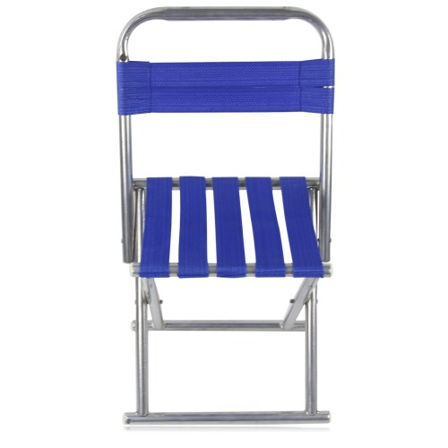 Chrome Back Rest Chair