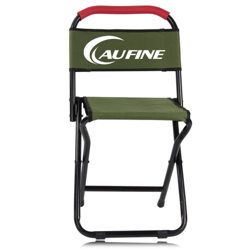 Outdoor Backrest Folding Chair Image 1