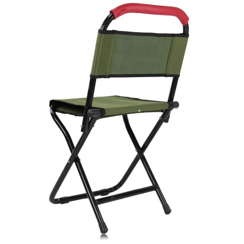 Outdoor Backrest Folding Chair Image 2