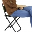 Outdoor Backrest Folding Chair Image 3