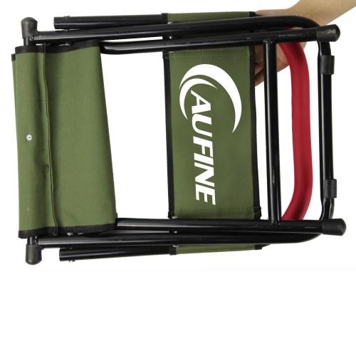 Outdoor Backrest Folding Chair