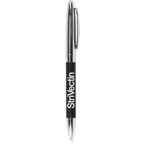 Elegant Leather Ballpoint Pen