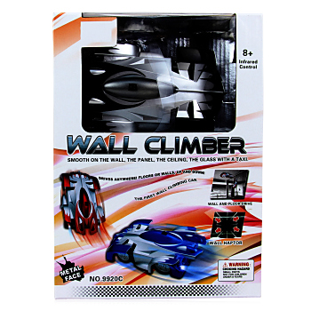 Wall Climbing Stunt RC Car