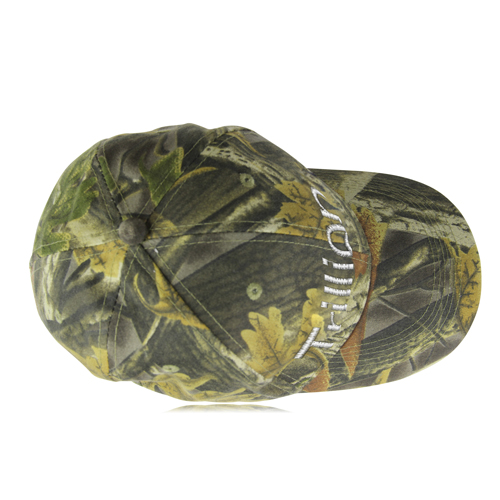 Camouflage Baseball Cap Image 1