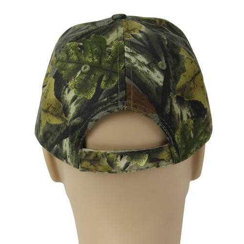 Camouflage Baseball Cap Image 4