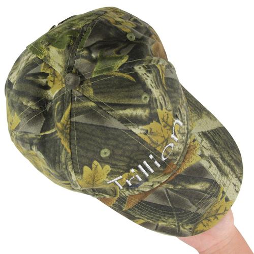 Camouflage Baseball Cap Image 5
