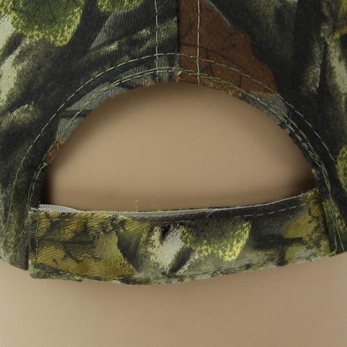 Camouflage Baseball Cap Image 7