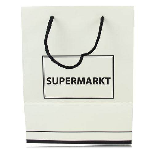 Shopping Paper Bag Image 1