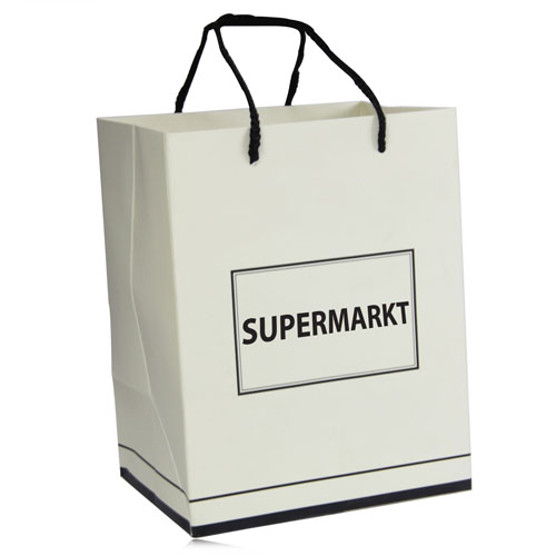 Shopping Paper Bag Image 8