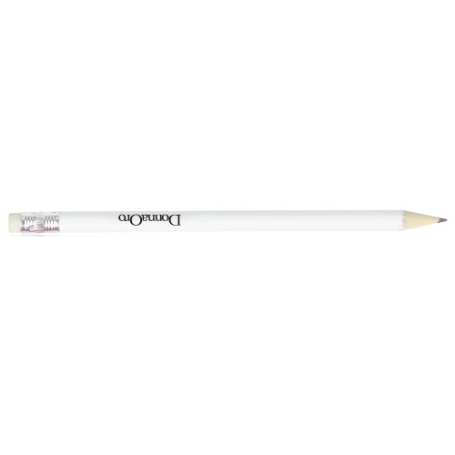 Trendy Wooden Pencil With Eraser