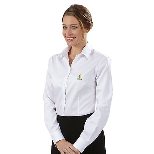 Long Sleeves Women Dress Shirt