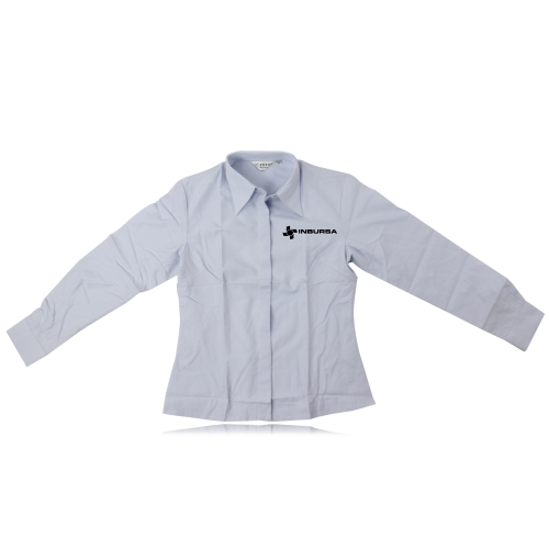 Long Sleeves Women Dress Shirt Image 2