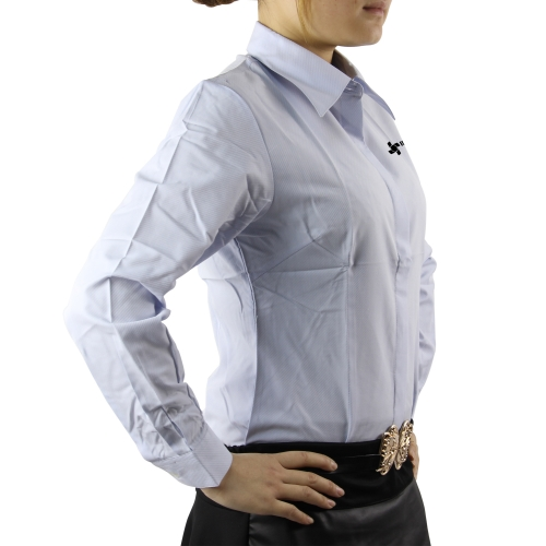 Long Sleeves Women Dress Shirt Image 6