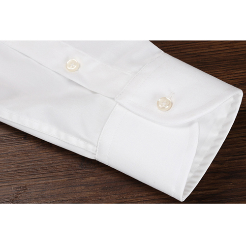 Men Formal Long Sleeve Dress Shirt