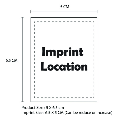 Mobile Mini Sewing Kit Imprint Image