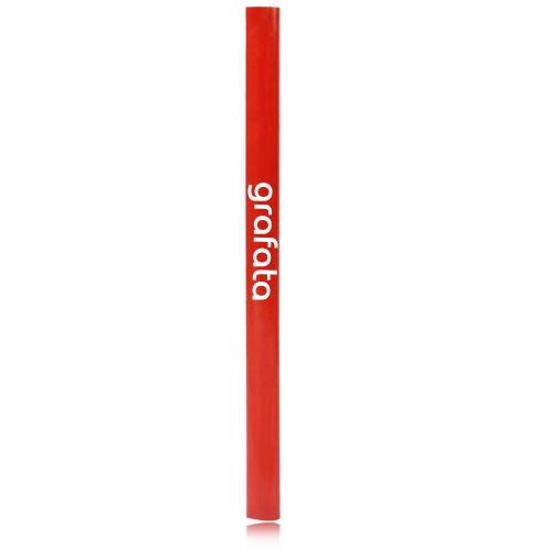 Wooden Oval Carpenter Pencil
