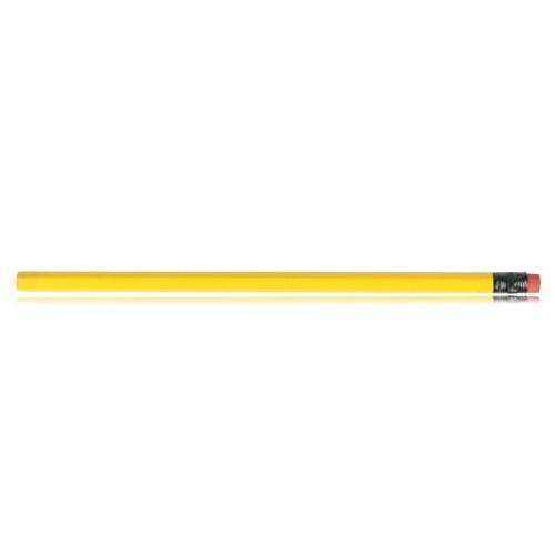 Wooden HB Pencil With Eraser