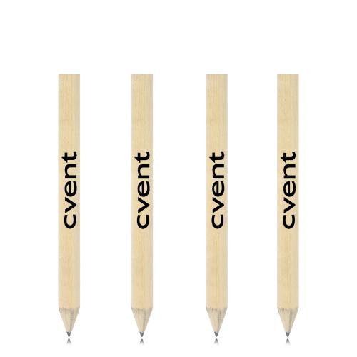 Round Golf Pencil