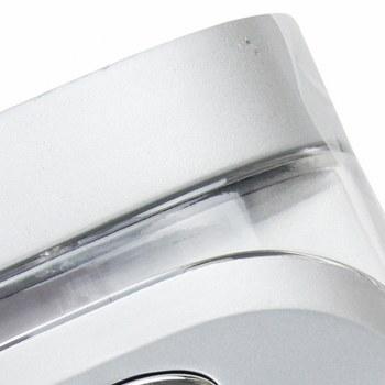 Rainbow Pen Holder Multifunctions Clock