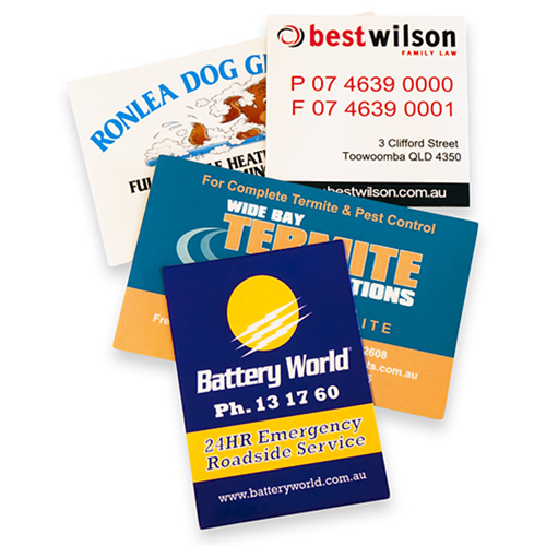 Business Card 3D Fridge Magnet