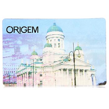 Business Card 3D Fridge Magnet