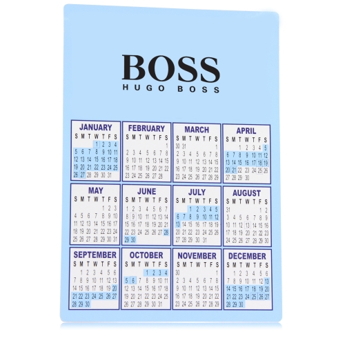 Calendar Fridge Magnet